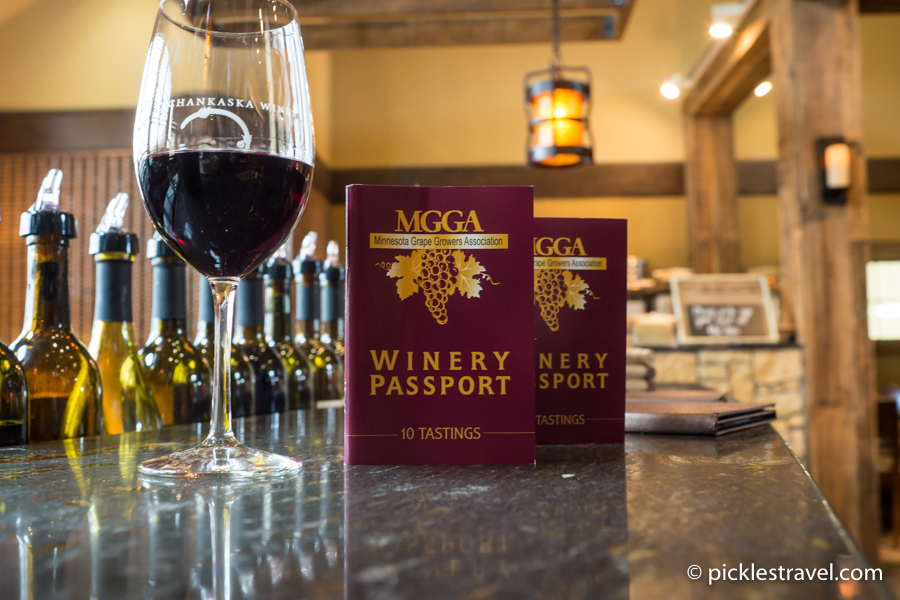 When to visit with the Minnesota Winery Passport