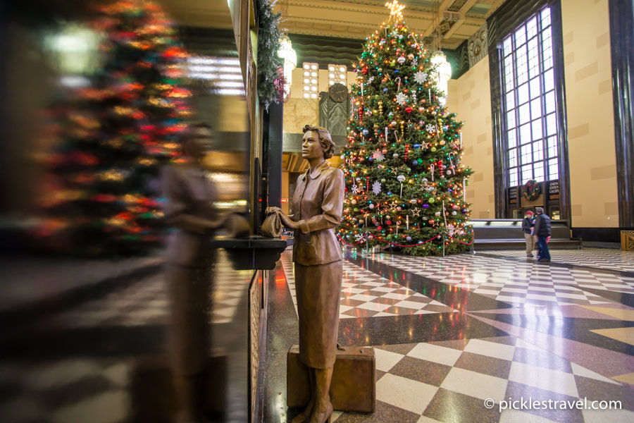 Durham Museum Christmas at Union Station