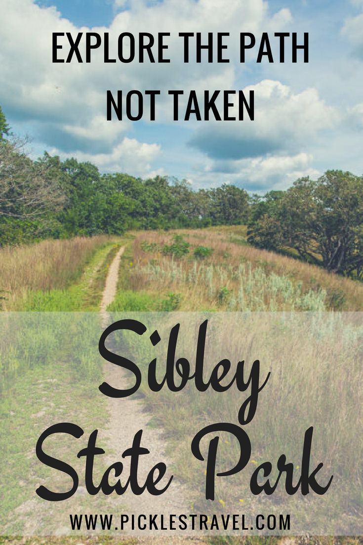 Minnesota State Park Sibley is just a day trip road trip from the Twin Cities and includes several lakes, hiking, camping and family travel adventures that all ages can enjoy, plus it's close to great restaurants and other amenities