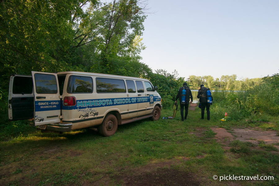 5 Reasons To Scuba Dive Cuyuna Country Pickles Travel Blog For