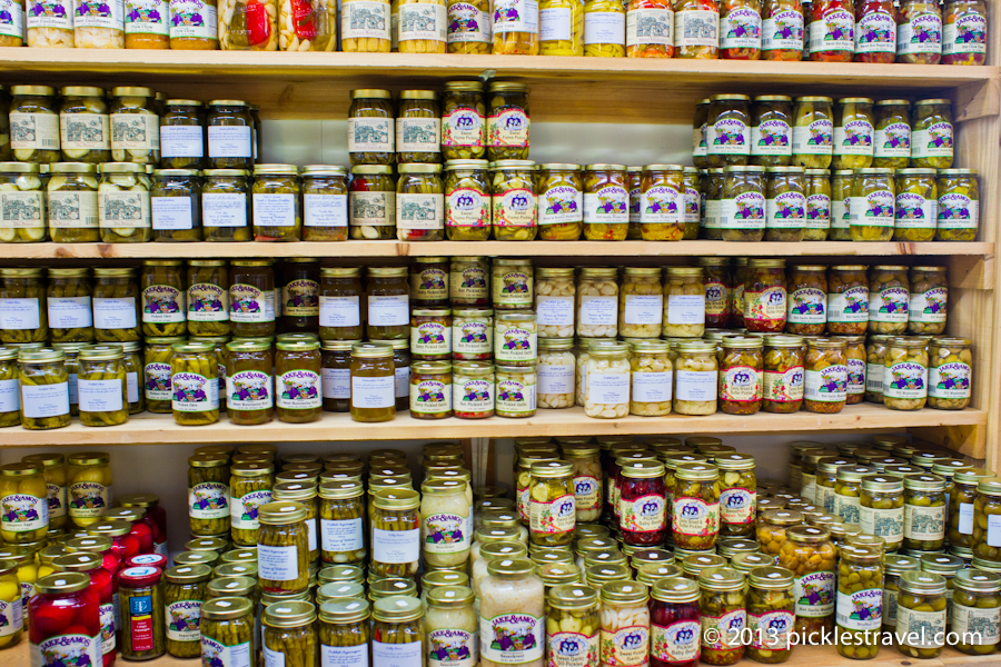 Pickled goods to your heart's content