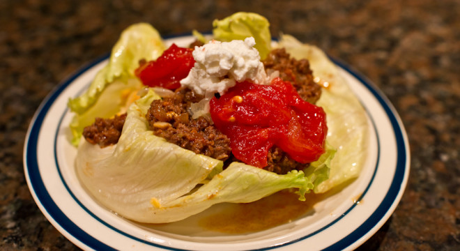 Create a delicious meal with venison - Tacos or Taco Salad - delicious and you'd never know you were eating wild game | Find more wild game recipes at www.PicklesTravel.com