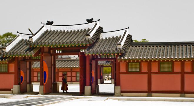 Sinpungnu at Hwaseong Haenggung
