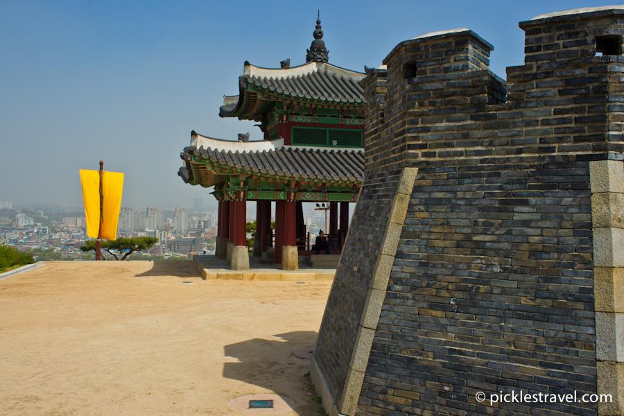 Seonodae & Seojangdae at Hwaseong