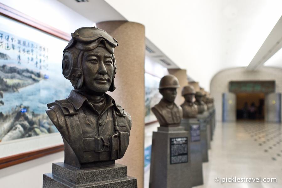 Remembering the Fallen, Korean War Memorial