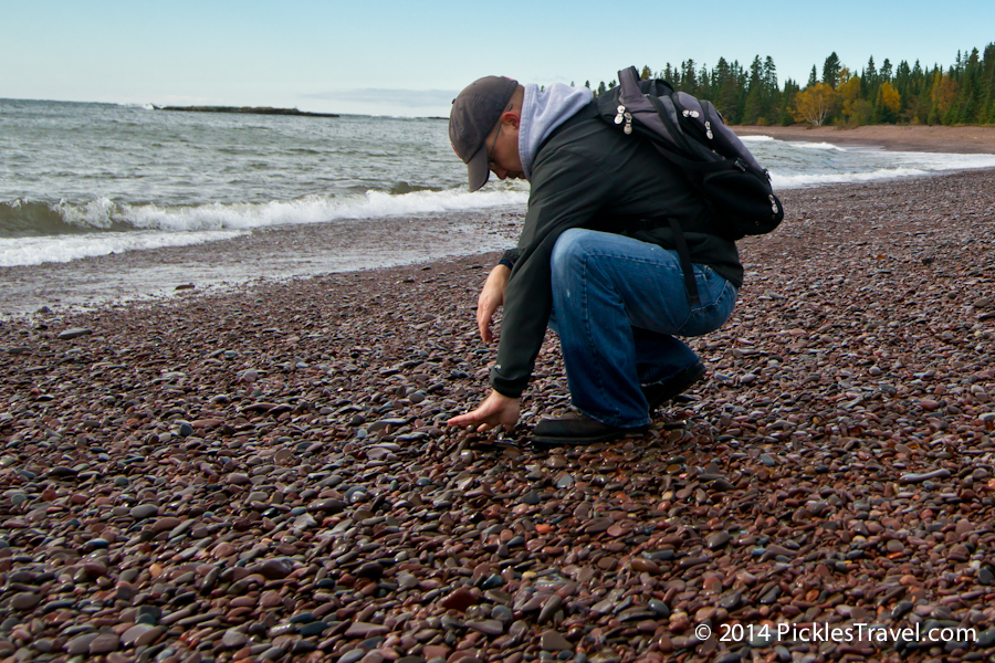 5 Tips for Hunting Lake Superior Agates: Dig
