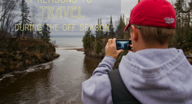 7 reasons to travel in off season
