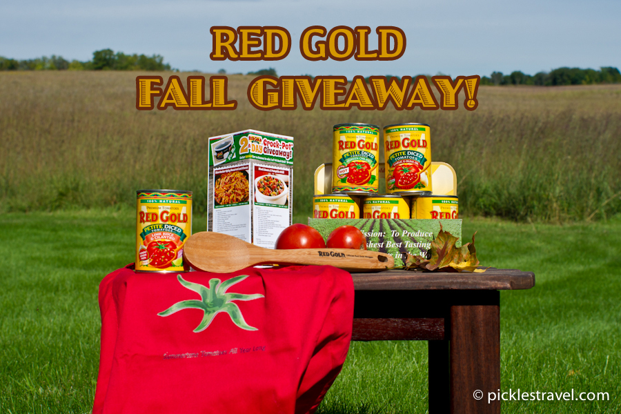 Red Gold hosts their crockpot giveaway