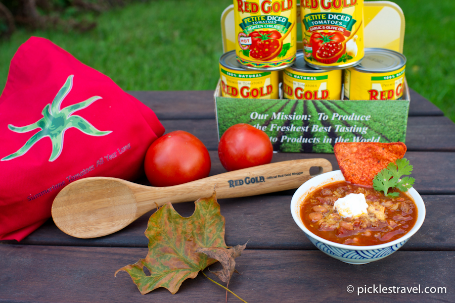 Crockpot Chili and freebies