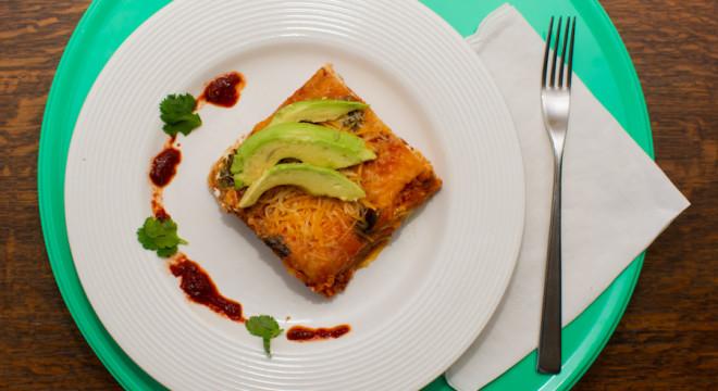 Recipe for Mexican Lasagna