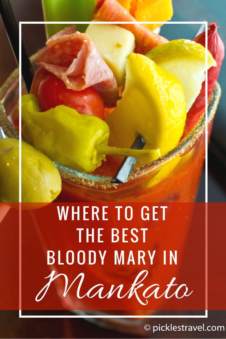 Looking for things to do in Mankato? Go on a bloody mary tasting tour! Here is a guide to the best bloody mary brunches in the city- so start drinking and enjoy your weekend.