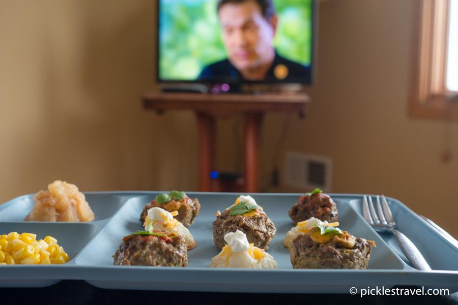 TV Dinner Meatloaf