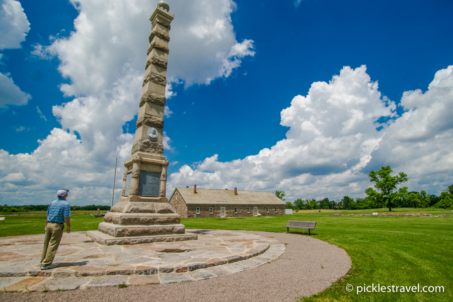 Fort Ridgely State Park and Historical Site