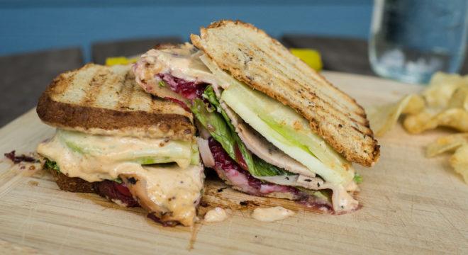 Pilgrim Sandwich Recipe