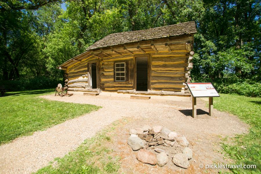 History at Lake Shetek State Park