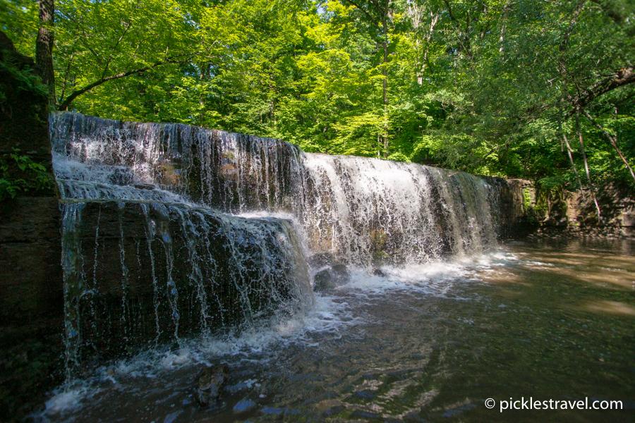 Hidden Falls at Nerstrand Big Woods State Park