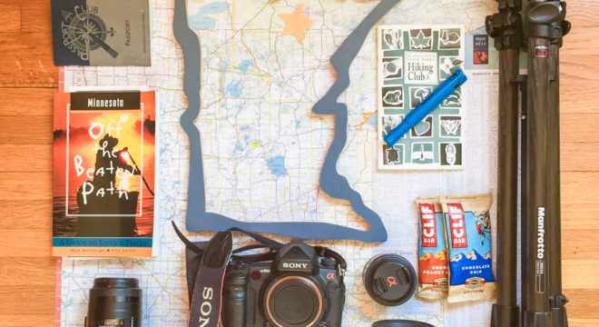 Packing for a Photography Road Trip