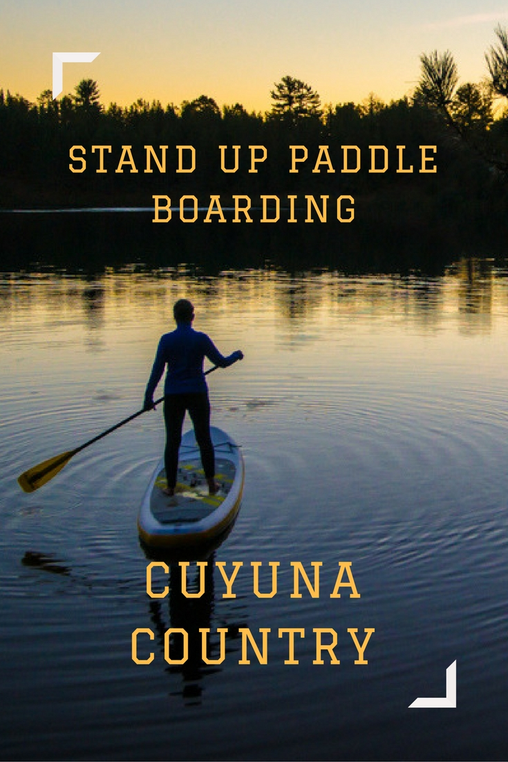 Top 3 lakes to paddle board at Cuyuna Country State Recreation Area