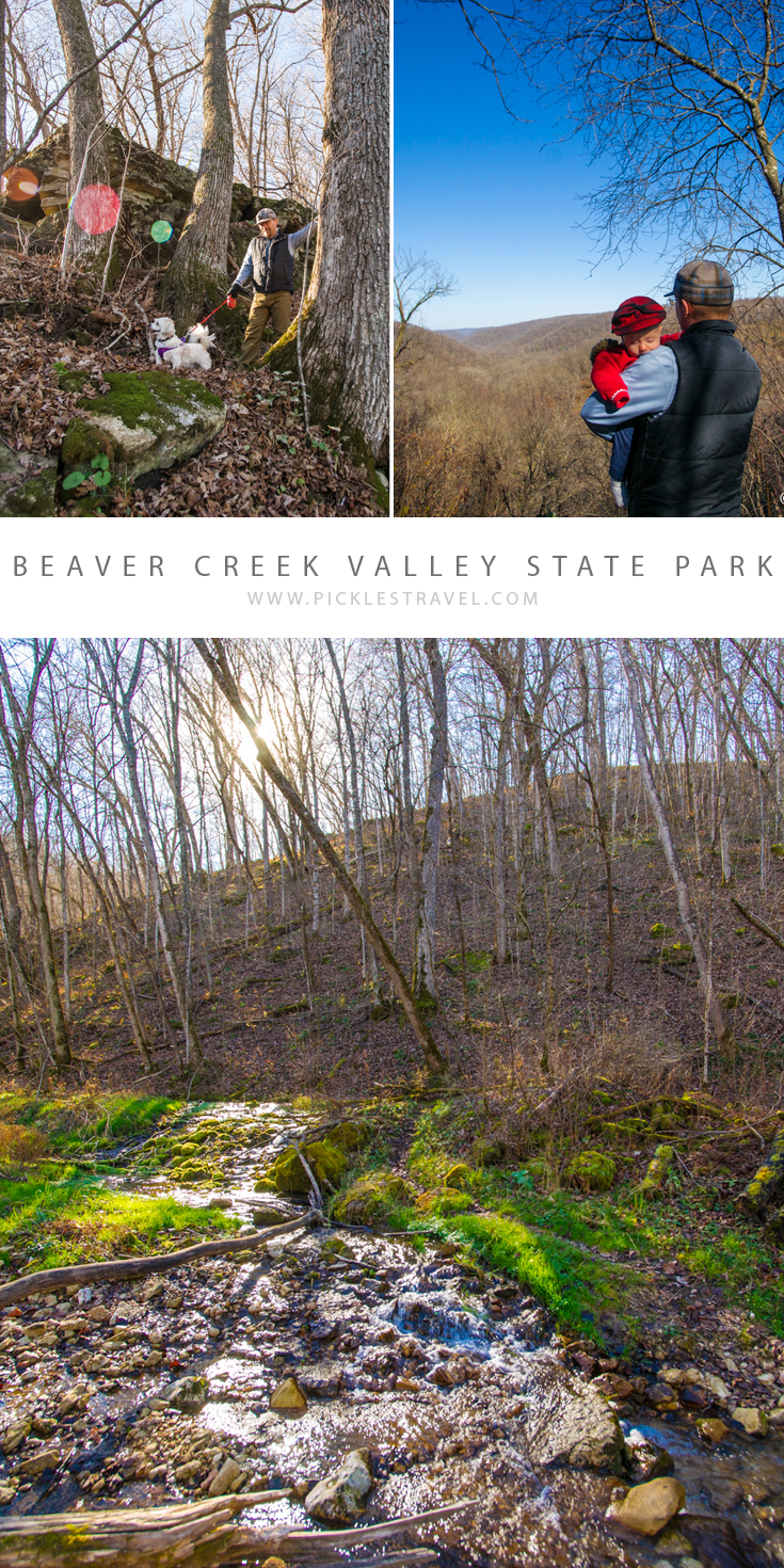 Hike, explore, camp and fish for trout at Beaver Creek Valley state park located in the driftless area of Minnesota | for more MN state parks visit PicklesTravel.com