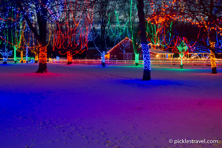 Best Christmas Light Displays in Minnesota • Pickles Travel Blog for ...