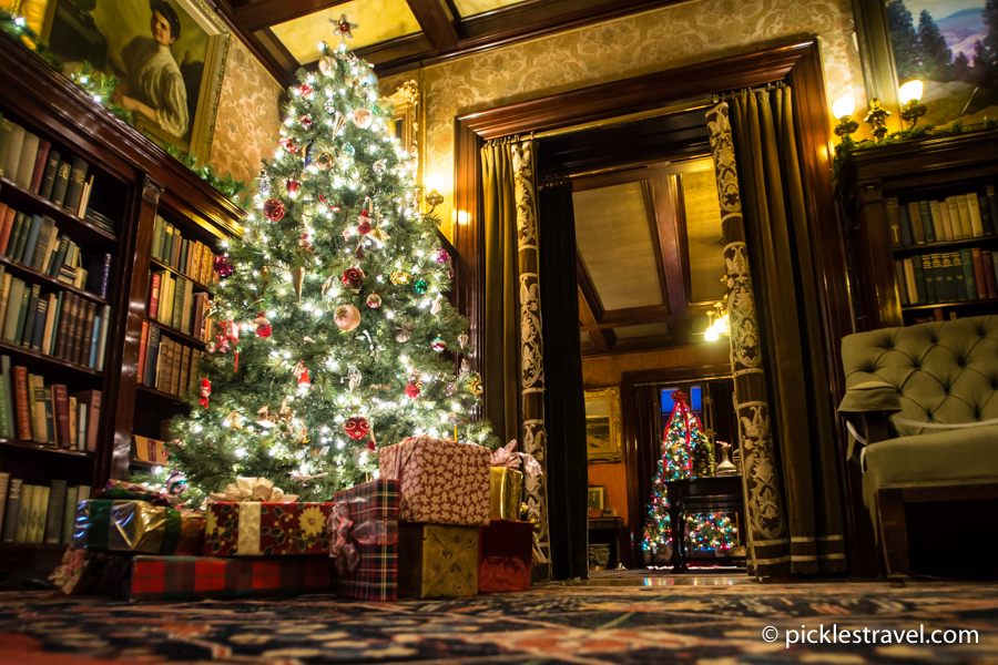 Glensheen Mansion Christmas Pickles Travel Blog For Food And
