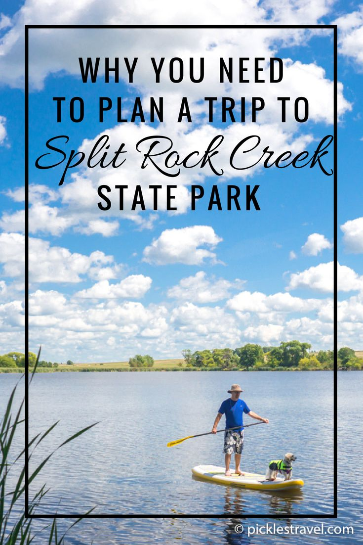Split Rock Creek state park should be on anyone's bucket list especially as they road trip out to south dakota as it's on the way and near Pipestone National Monument. It's the perfect casually relaxing outdoor adventure spot in southern Minnesota and a great place to spend the weekend with the kids and dog.