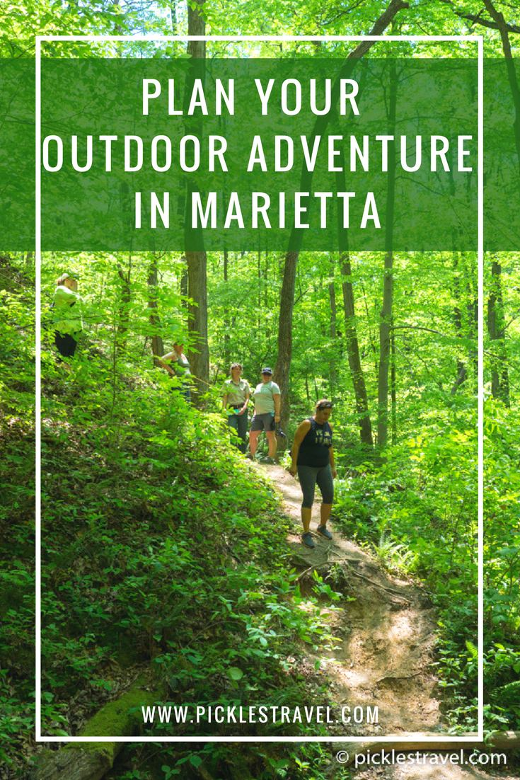 These outdoor adventure activities like hiking make Marietta Ohio the perfect midwest travel destination for couples, families with kids and solo travelers alike. From parks and paved trails to extreme mountain biking where you'll need gear to leisurely kayaking there is something fun for everyone