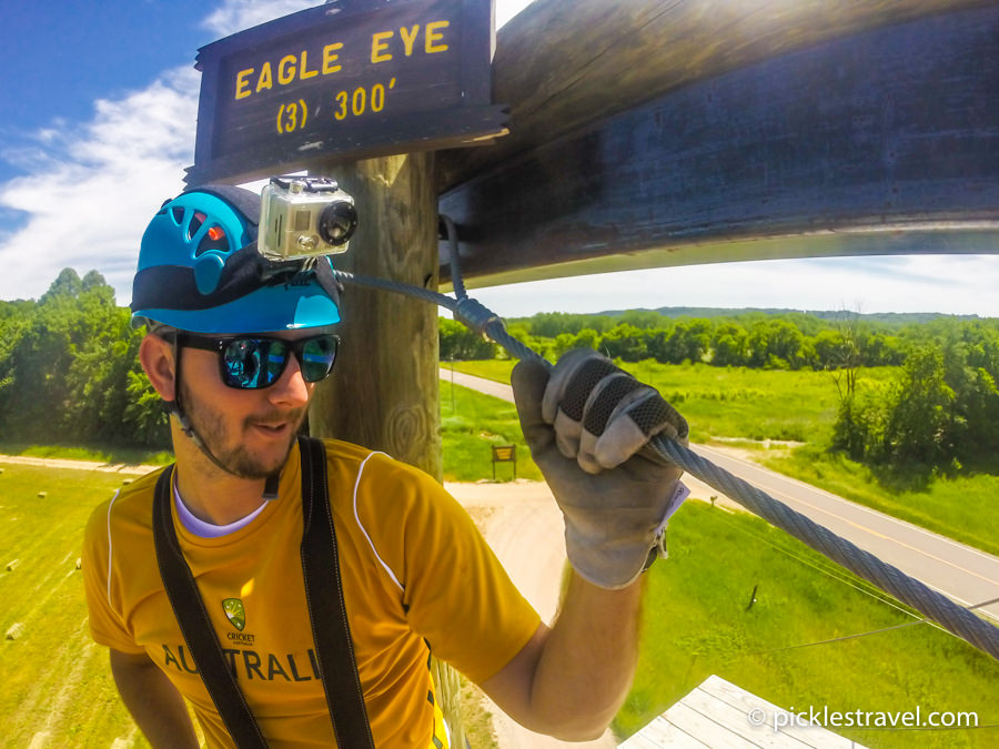 Eagle Eye Line Zip Line Adventure