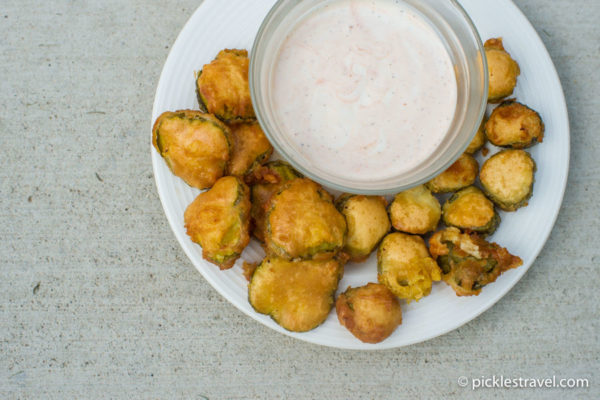 Fried Dill Pickles Recipe