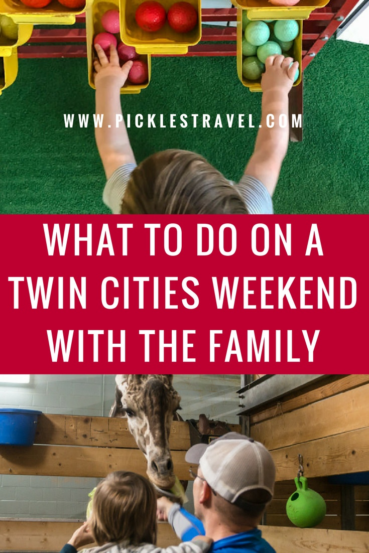 Travel and road trip to these kid-friendly Twin Cities spots. The kids will love visiting these free outdoor sites, exploring the incredibly interactive Science Museum and even trying your hand at mini golf.