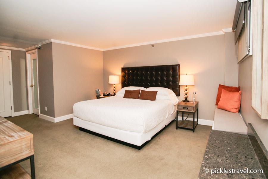 sleeping in luxury at Magnolia Omaha Hotel