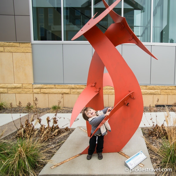 Which sculpture is your favorite in the CityArt Sculpture tour