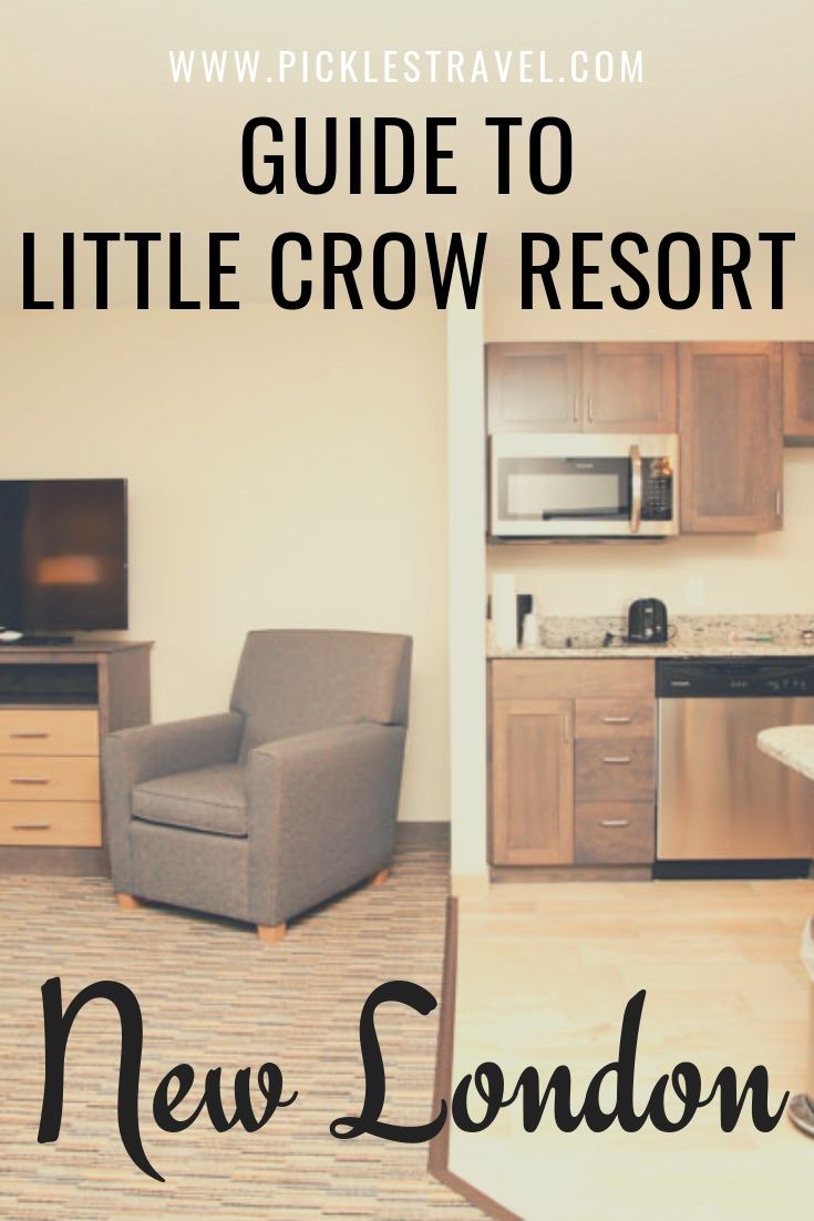 Guide to New London Willmar Lakes area and Grandstay Little Crow Resort Golf Course and Hotel Review #hotelreview #traveltips