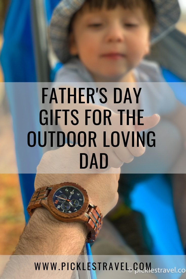 The Top 5 Best Relaxing Father's Day Gifts for the Outdoor Loving Dad